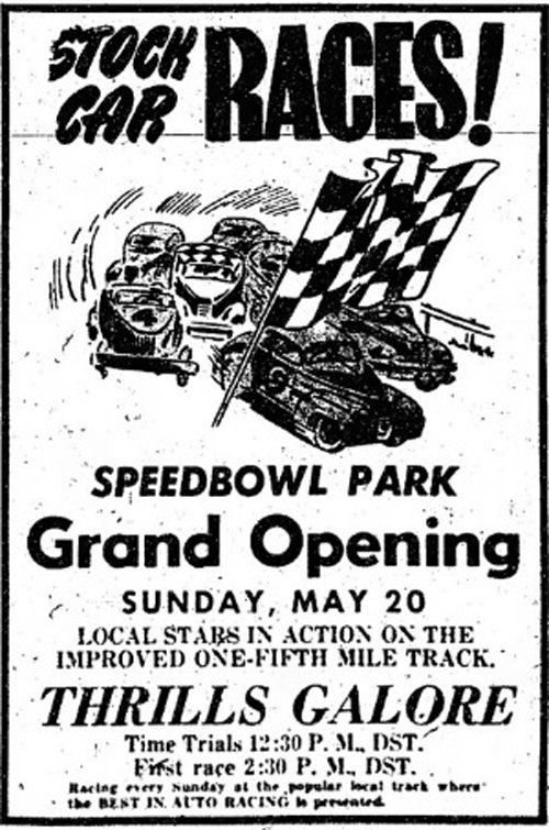 Midwest Racing Archives