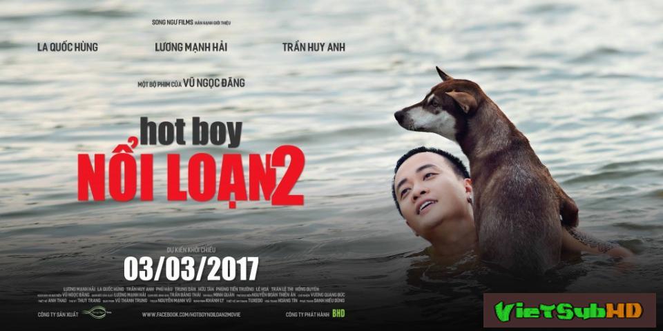 Hotboy Nổi Loạn 2 - Hotboy Noi Loan 2