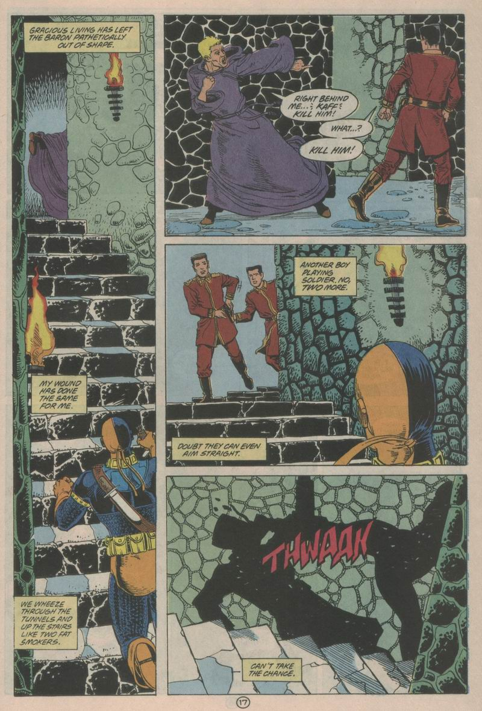 Read online Wonder Woman (1987) comic -  Issue #63 - 18