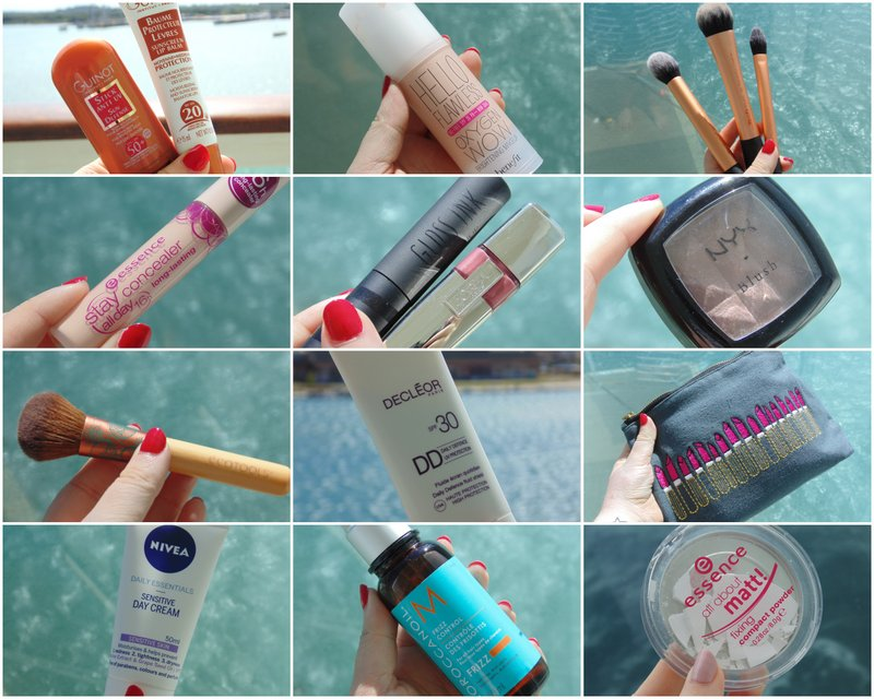 August Beauty + Travel Favourites