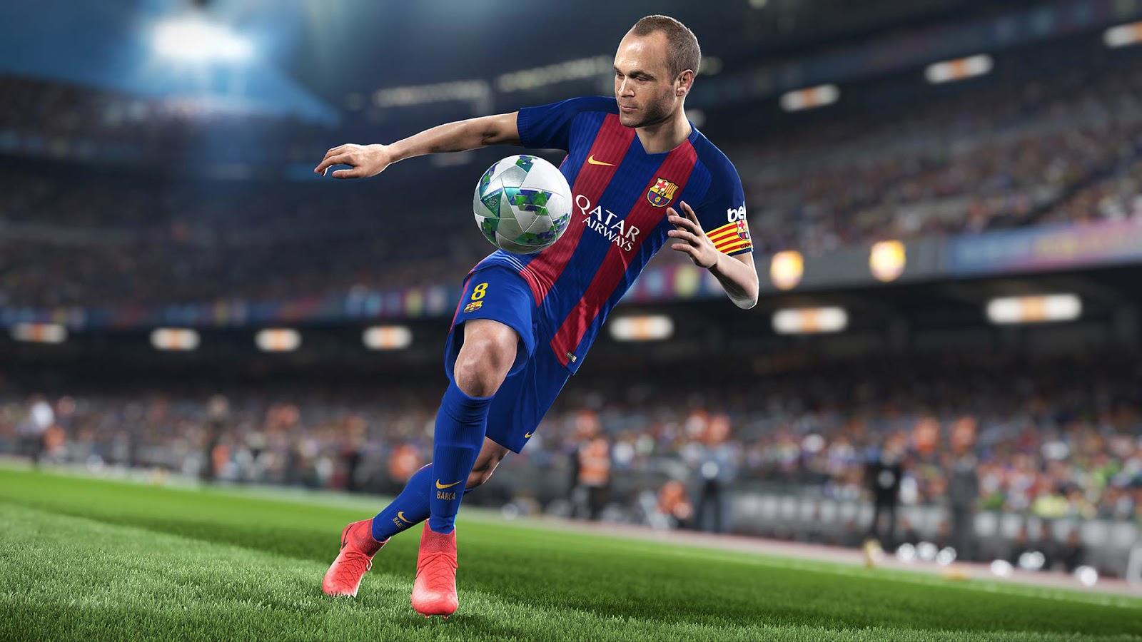 Pro Evolution Soccer 2018 Español [Juego PC] Full Crack