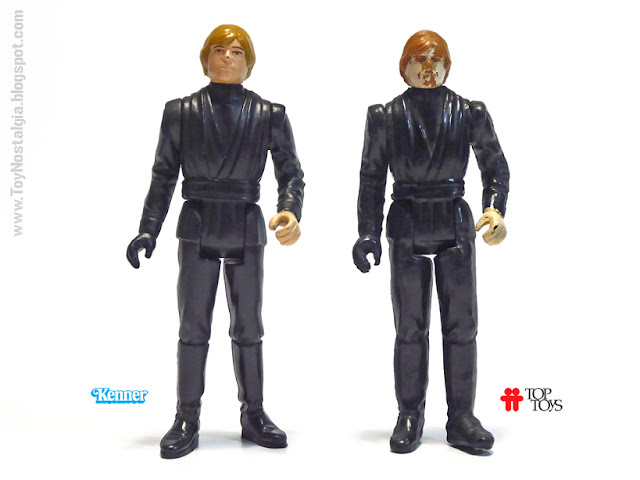 Luke Jedi Knight outfit TOP TOYS - Return of the Jedi - Argentina