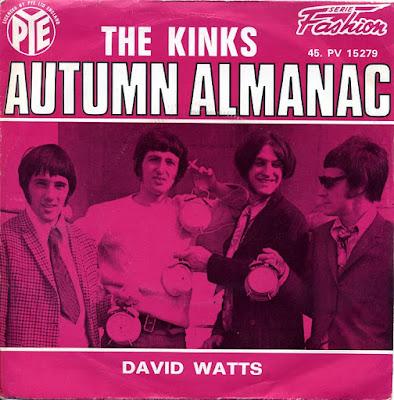 The Kinks Autumn Almanac