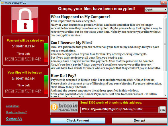 Protect Yourself Against Wanna Cry Ransomware
