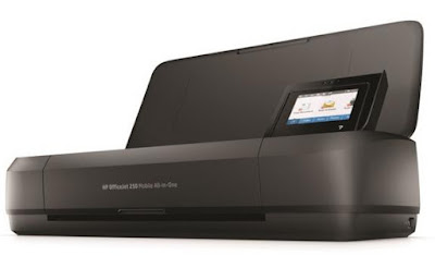 HP OfficeJet 252 Mobile Driver Download