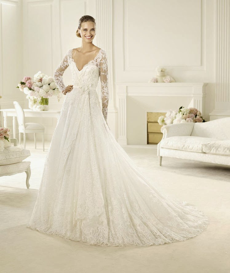 Elie Saab Wedding Gowns 2014 Self Improvement