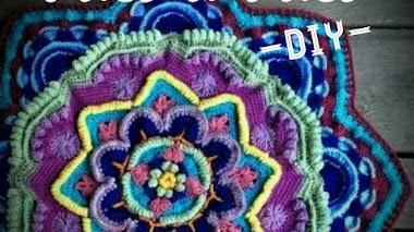 Mandala al Crochet - DIY