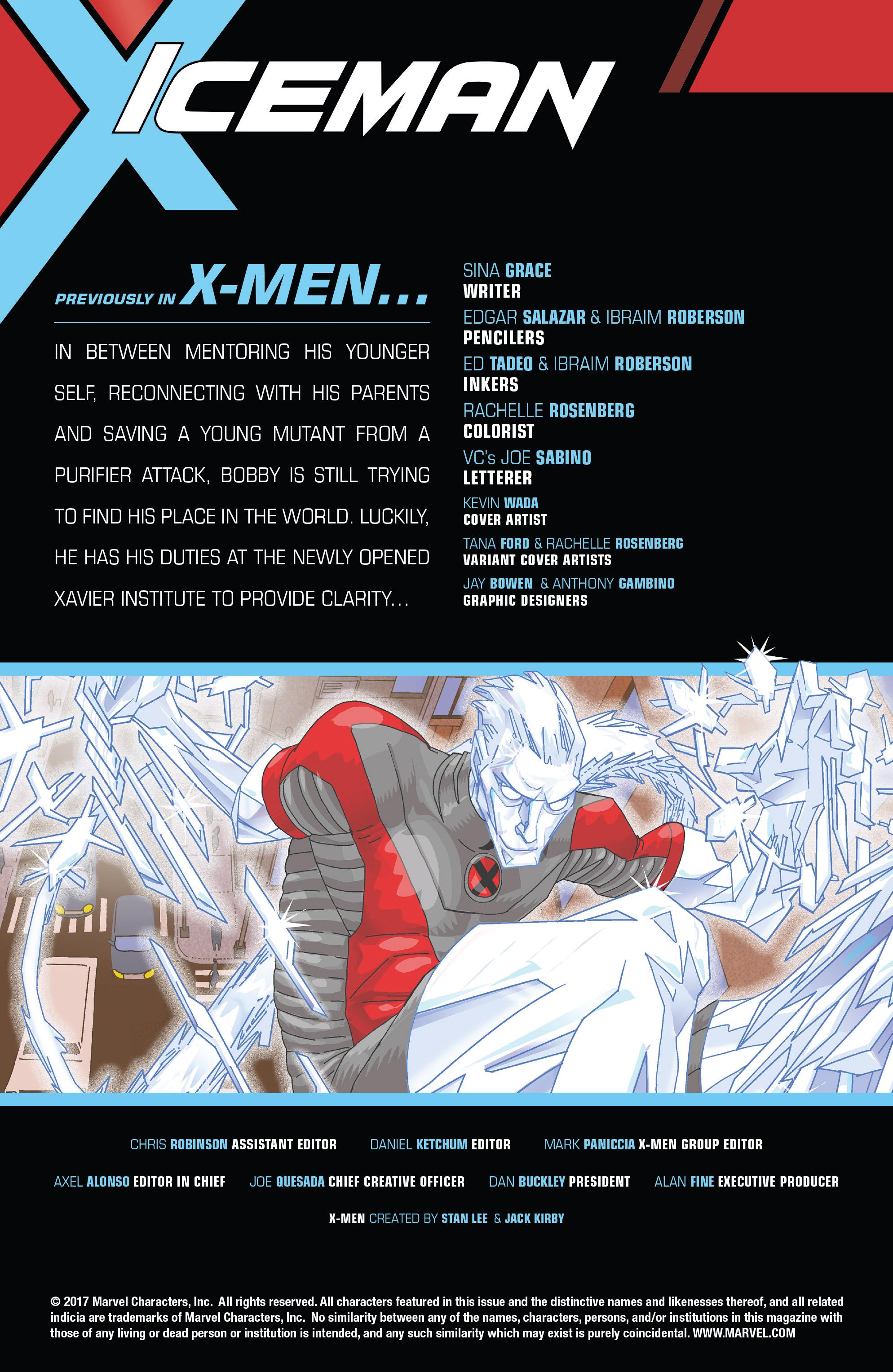 Read online Iceman (2017) comic -  Issue #2 - 2