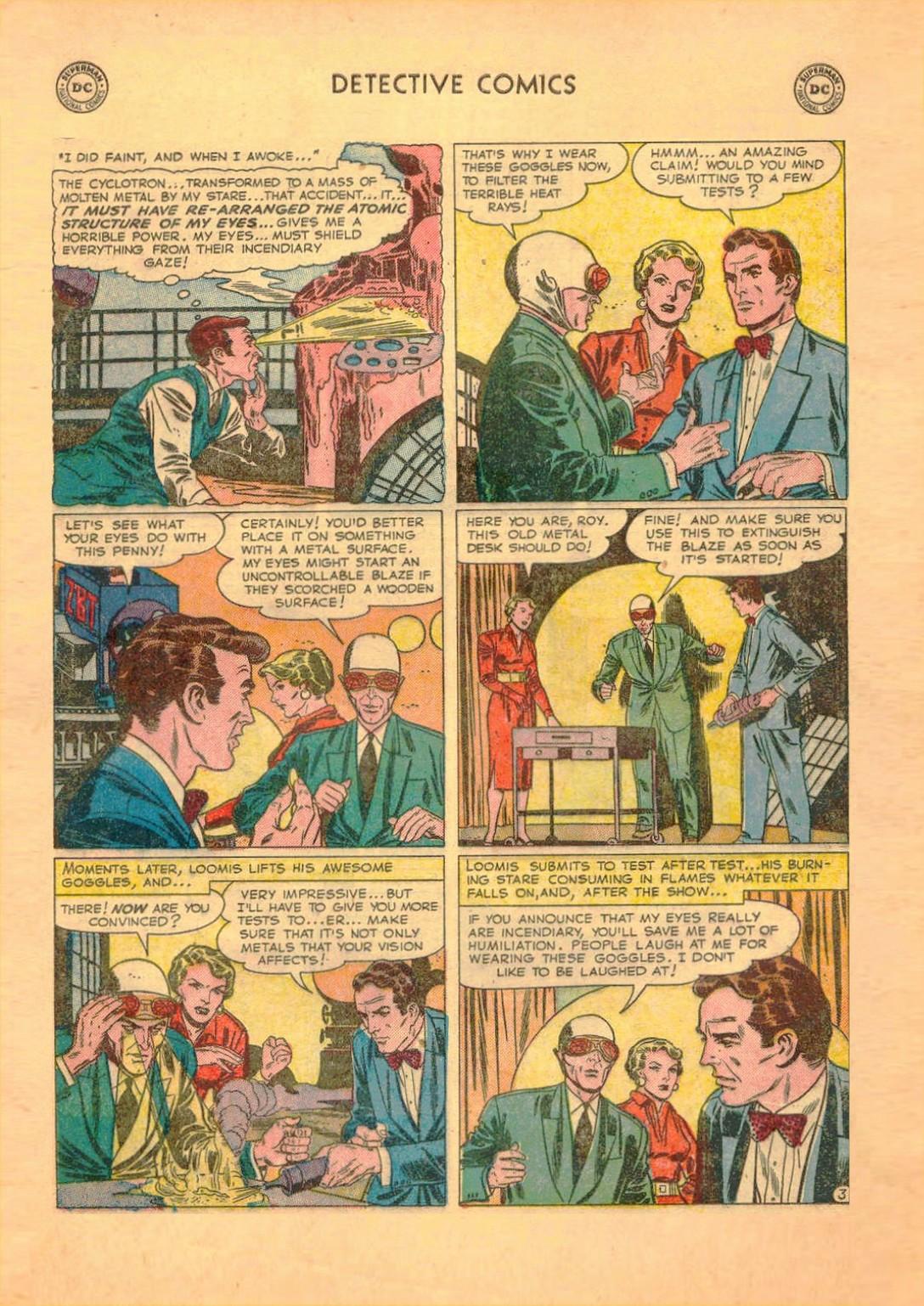 Read online Detective Comics (1937) comic -  Issue #182 - 18