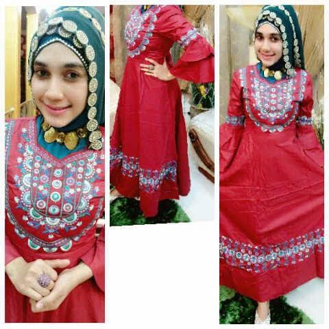 Model Baju Gamis Simpel Dan Unik Terbaru Baju Gamis Muslim Modern