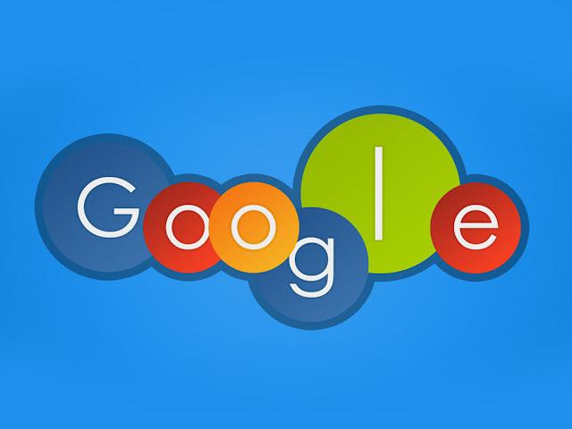 Google Circle Wallpaper