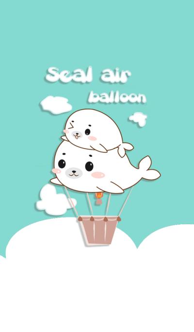 Seal air balloon (Ung ung)