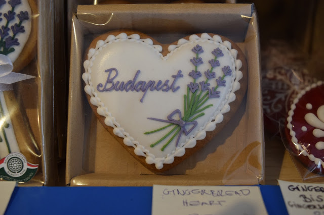 Budapest cookie