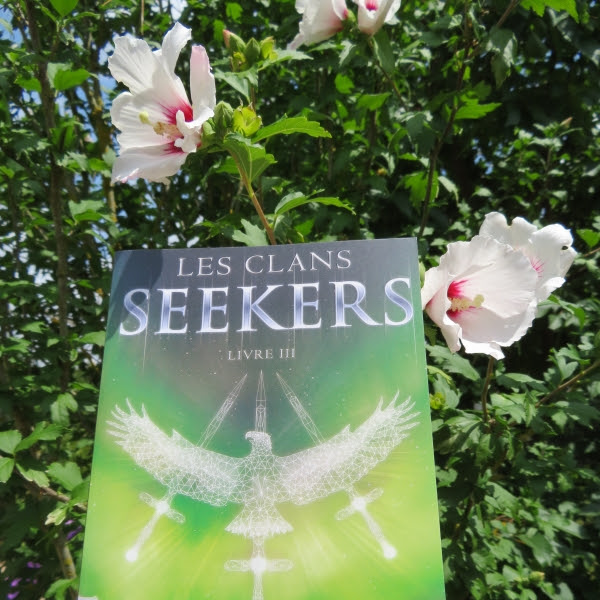 Les clans Seekers, tome 3 de Arwen Elys Dayton