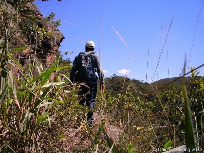 Serra do Elefante em Mateus Leme: um jardim nos arredores de BH