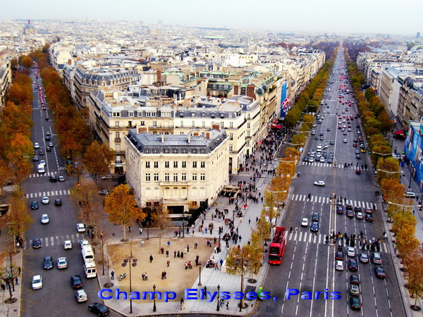 5 most famous tourist attractions in paris world tourist