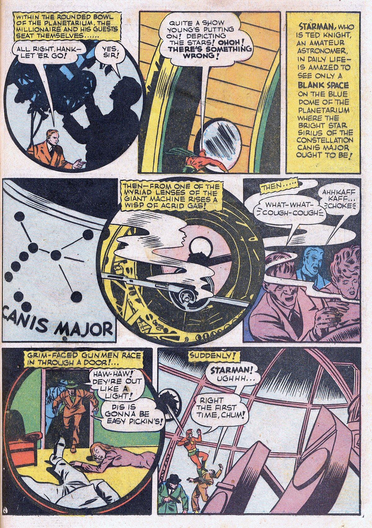 Read online All-Star Comics comic -  Issue #20 - 38