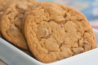 Jello Pumpkin Spice Cinnamon Chip Cookies  from Best of Long Island and Central Florida