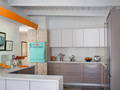 Modern kitchen decorations for small spaces