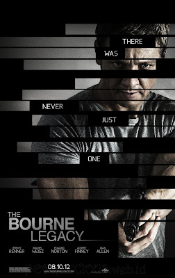 Sinopsis film The Bourne Legacy (2012)