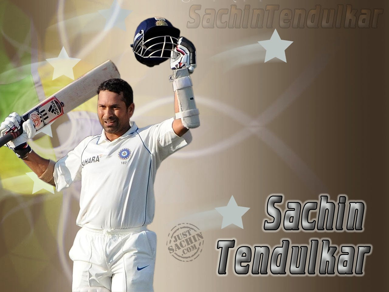 10 Beautiful Artworks Dedicated To Sachin Tendulkar