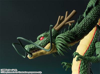 Arriva Shen Long da Dragon Ball Z per la Bandai