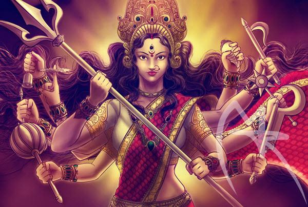 Maa Durga Images Wallpaper