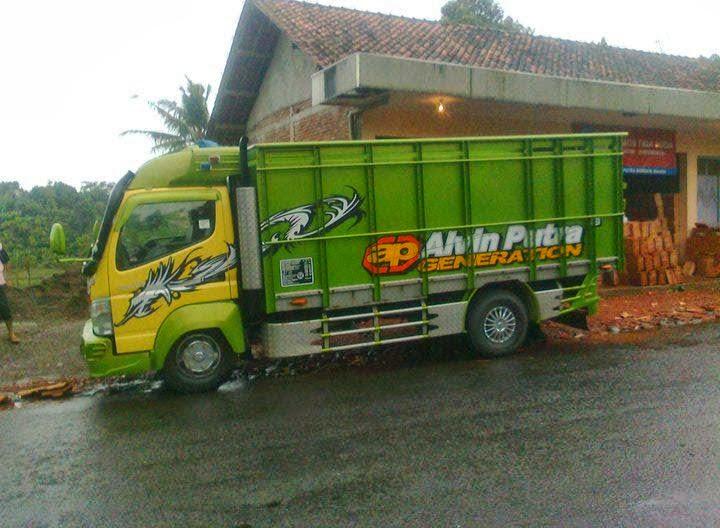 Truck Dan Bus Modifikasi