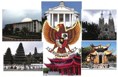 Keanekaragaman Agama di Indonesia - berbagaireviews.com