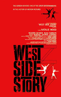 Poster original de West Side Story