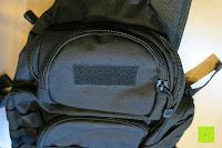 Klett: Lalawow Sling Bag taktisch Rucksack Daypack Fahrradrucksack Umhängetasche Schultertasche Crossbody Bag