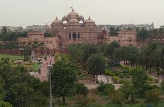 स्वामिनारायण अक्षरधाम मंदिर, दिल्ली