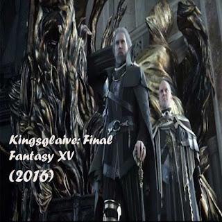 Kingsglaive: Final Fantasy XV, Film Kingsglaive: Final Fantasy XV, Sinopsis Kingsglaive: Final Fantasy XV, Kingsglaive: Final Fantasy XV Trailer