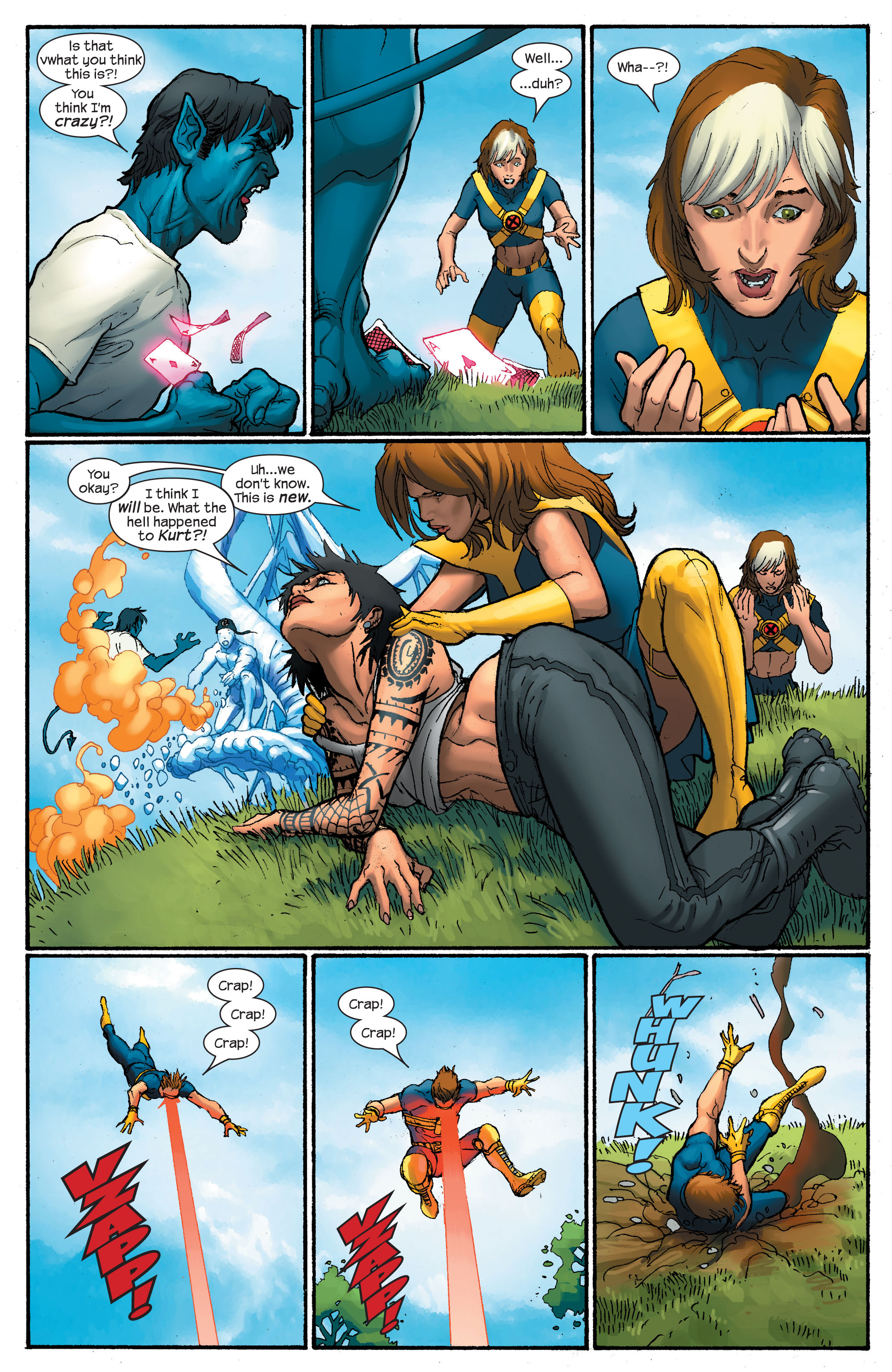 Read online Ultimate X-Men comic -  Issue # _Annual 2 - 28