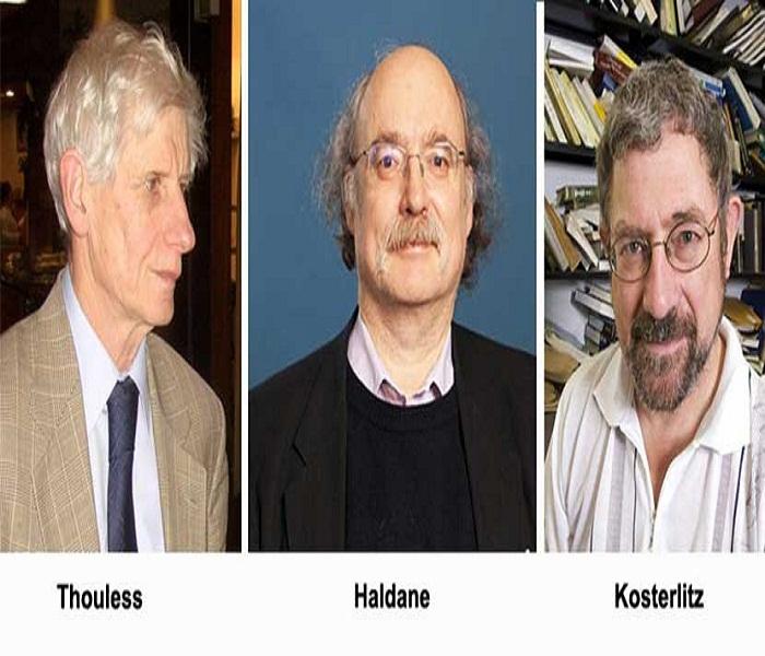 """""""Peraih Nobel Fisika 2016"""" dan Diskusi Fisika"""