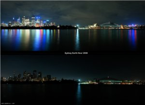 Sydney Earth Hour