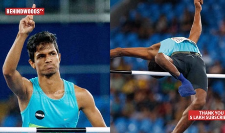 Olympic Champion Mariyappan Thangavelu strikes Gold once again | Arjuna Awards | RK 33