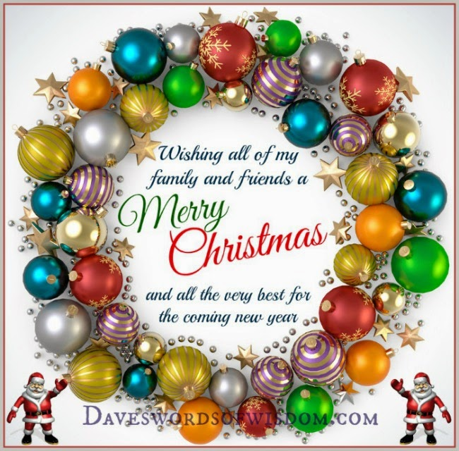 daveswordsofwisdom december 2015 happy new year to all my family and friends