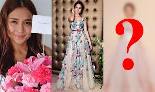 Labanan ng Ganda! Gown ni Kathryn Bernardo sa Star Magic Ball, Inaabang ng Marami.