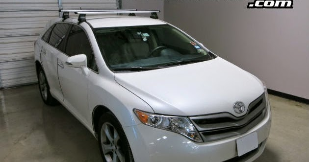 Rack Outfitters Toyota Venza Thule Rapid Traverse Silver