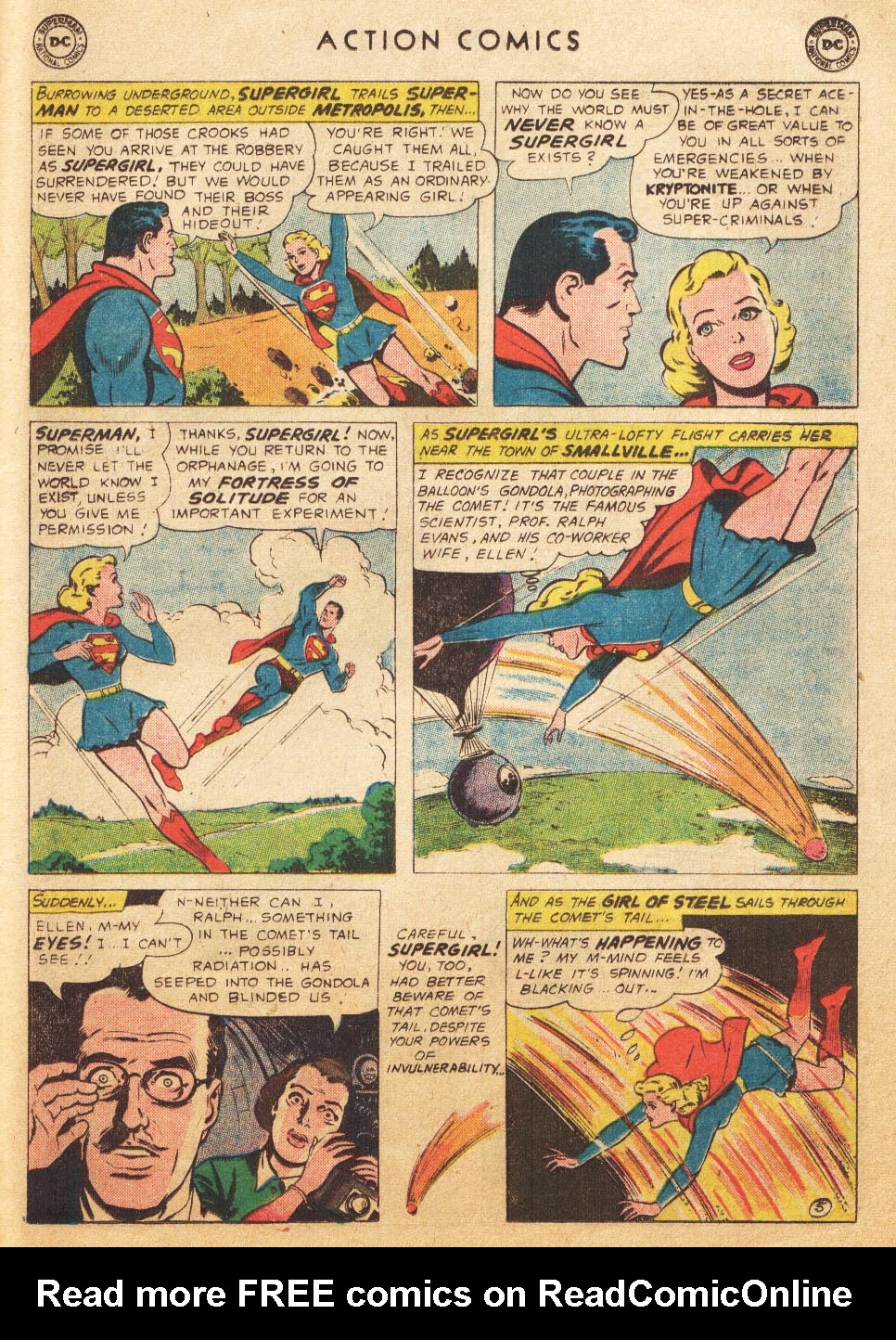Read online Action Comics (1938) comic -  Issue #265 - 23