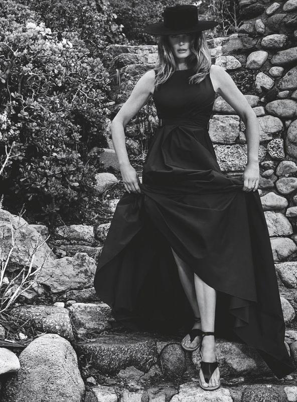 "Duchess Dior: ""Supernova"" Cindy Crawford for Vogue ..."