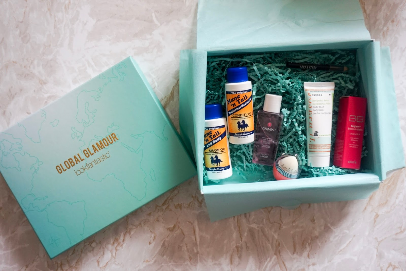 Beauty | Look Fantastic Beauty Box - August