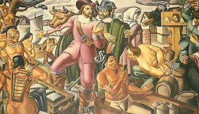 Lukisan dari Tahun 1930 Buktikan Penjelajah Waktu Nyata?