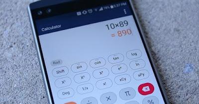 Cara Membuka Kalkulator Melalui Browser Android