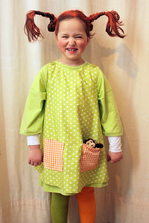 Bilder Zu Pippi Langstrumpf Kostüm Selber Machen