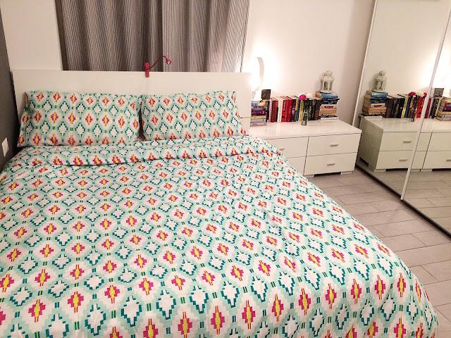 Sypialnia w wiosennej odsłonie