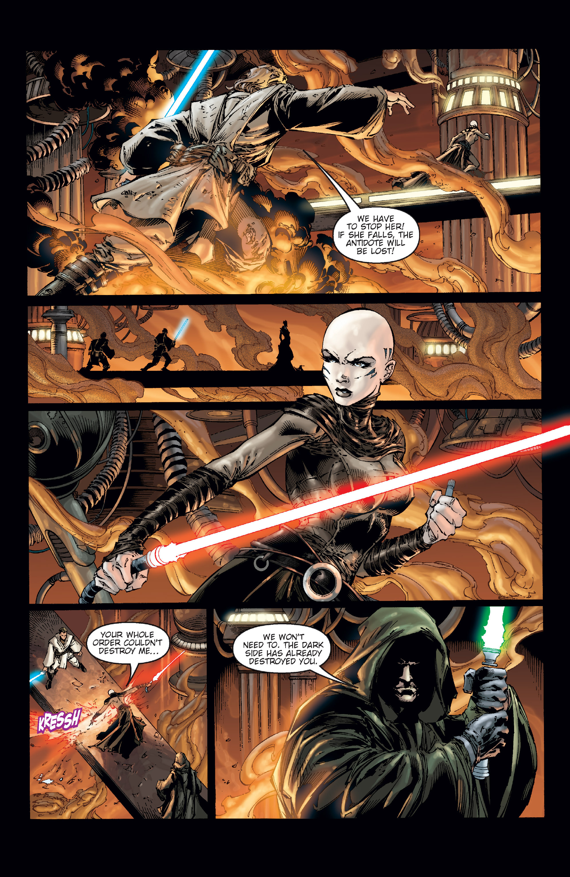 Read online Star Wars Omnibus comic -  Issue # Vol. 24 - 180