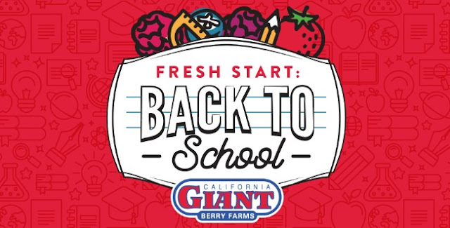 Fresh Start Back to School Sweepstakes