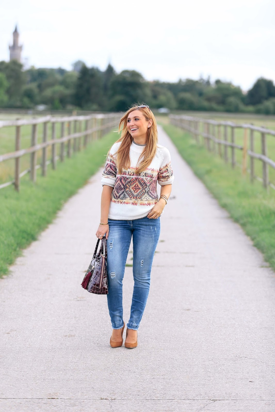 texas-look-herbst-outfit-autumn-look-fashionblogger-fashionstylebyjohanna-blogger-style-guess-high-heels-roland-schuhe